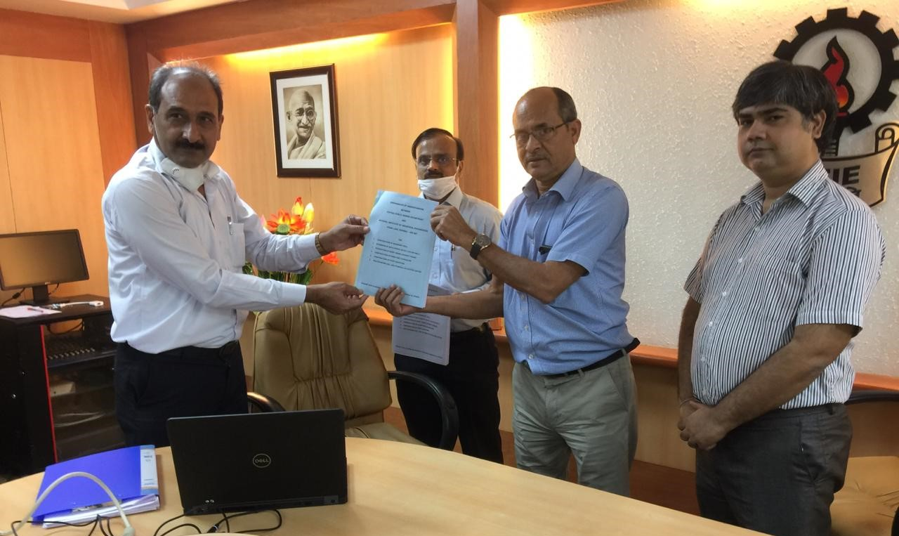 NITIE signs MoU with CPWD