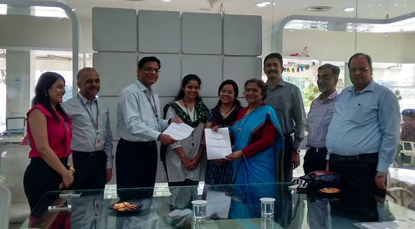 MoU signed between NITIE and Godrej Industries Limited & Associate Companies - GILAC