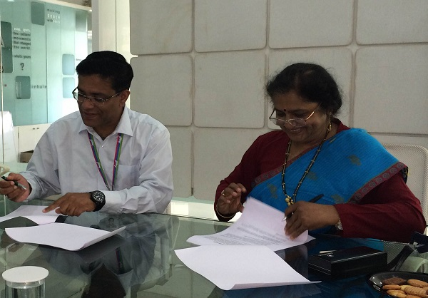 NITIE Signs MoU