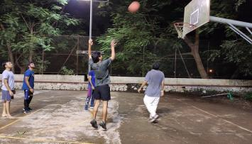 National Sports Day Basketball