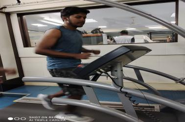 National Sports Day Gym